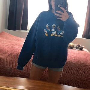 Adorable vintage Disney sweatshirt